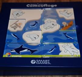 Gra Kamuflaż, Smart Games – dla samotnika.